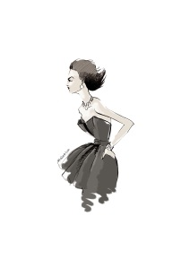 dior cartoon copy 1